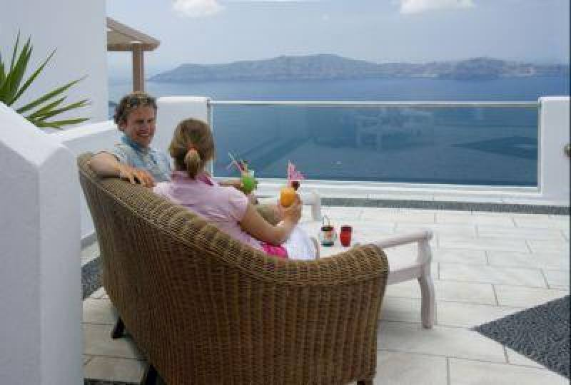 Hotel Belvedere Santorini - Fira - Santorini